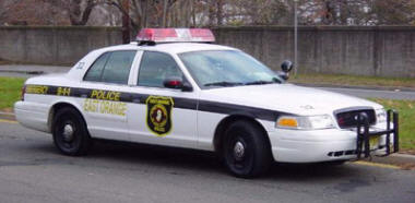 East Orange Police Patrol Vehicle #32